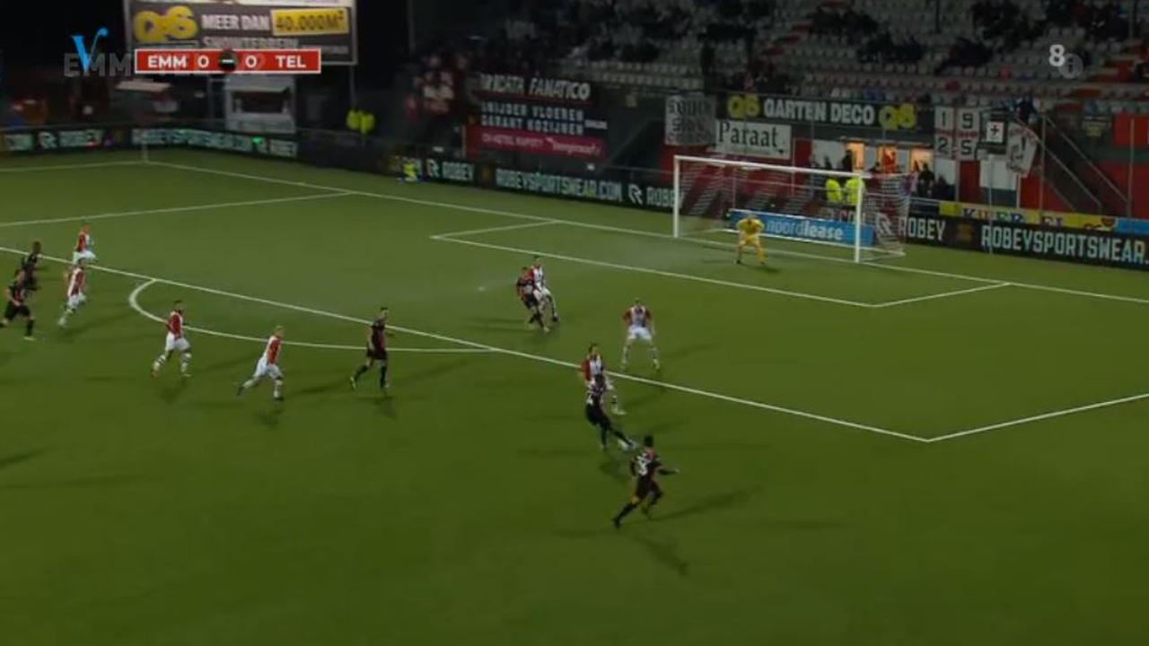 Samenvatting FC Emmen - Telstar