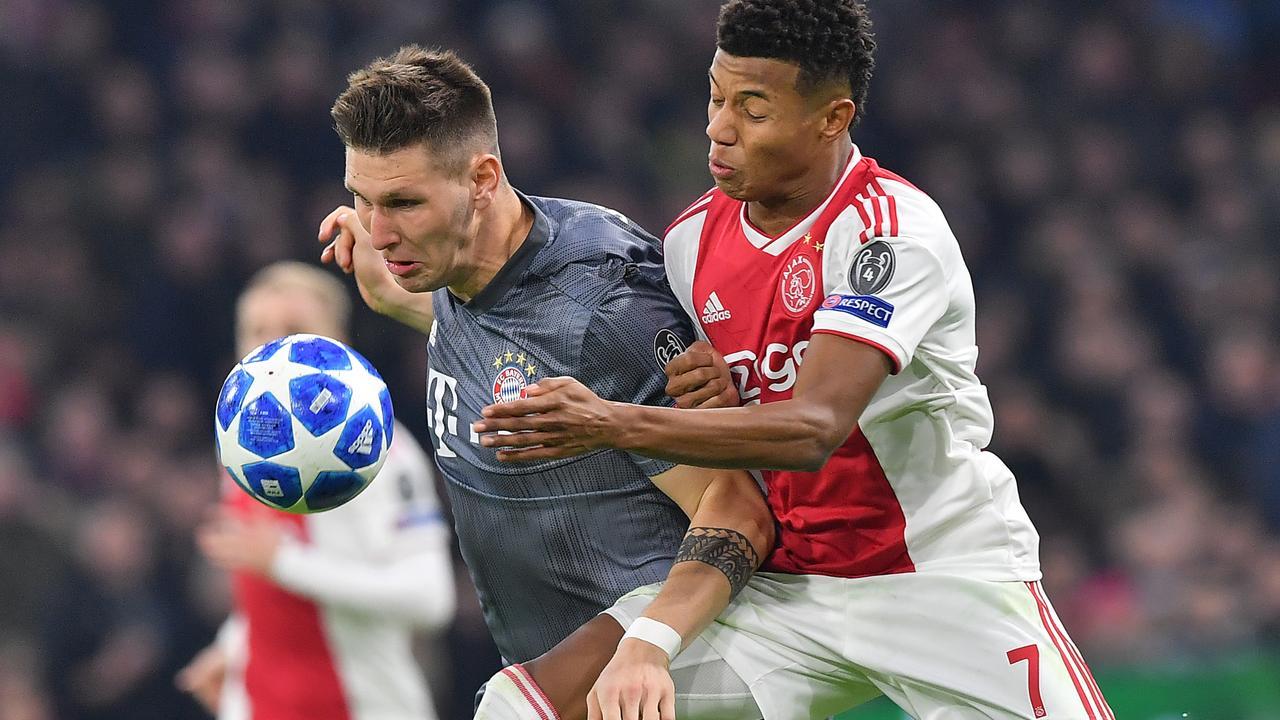 Samenvatting Ajax-Bayern München (3-3)