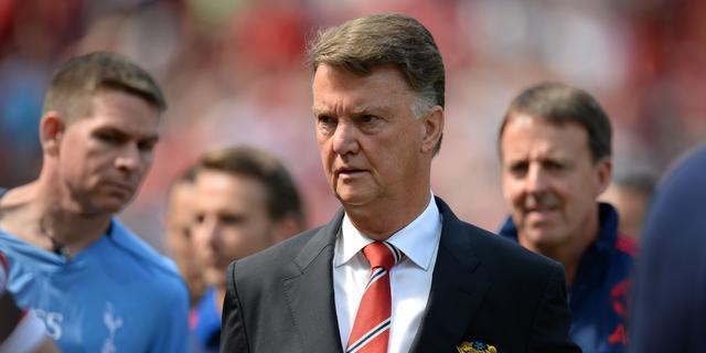 United-manager Van Gaal sluit meer aankopen niet uit
