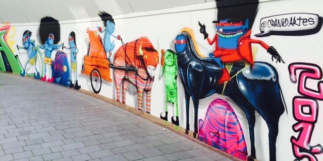 Bouwhek Gasthuyspoort wordt kunstwerk