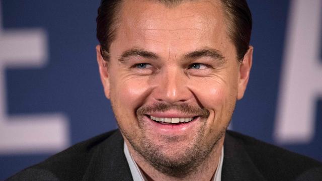 'Leonardo DiCaprio spreekt af met Victoria's Secret-model'