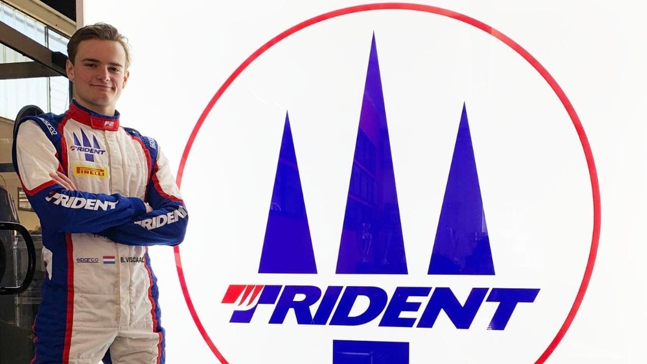 Nederlandse coureur Viscaal promoveert naar Formule 2 - NU.nl
