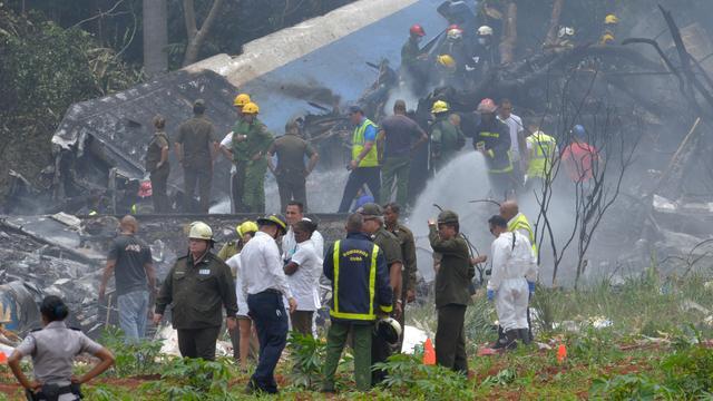 Geen Nederlanders onder slachtoffers vliegramp Cuba