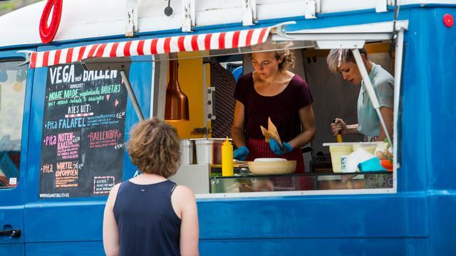 Foodtruckfestival in het Ginneken