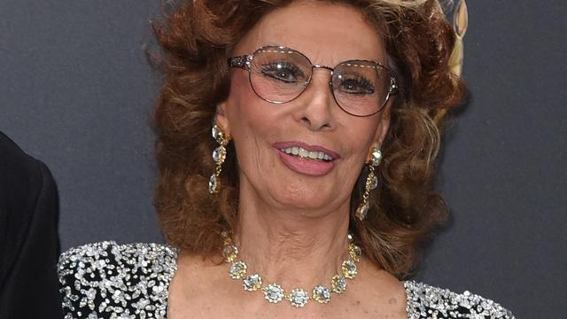 Sophia Loren (84) gaat na tien jaar weer in film spelen