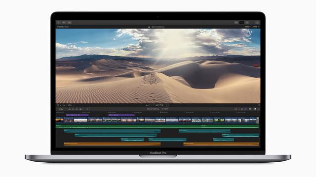 Apple brengt nieuwe MacBook Pro met verbeterd toetsenbord uit