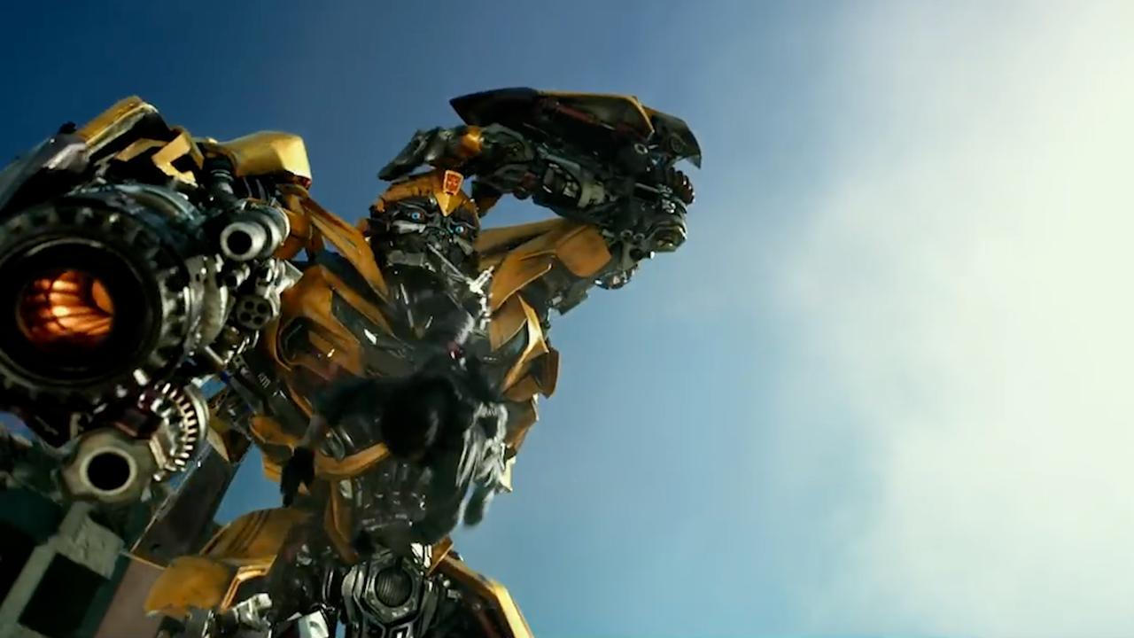 Cast van Transformers doodsbang voor robots