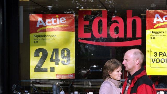 In 2008 ging de laatste Edah-winkel dicht.