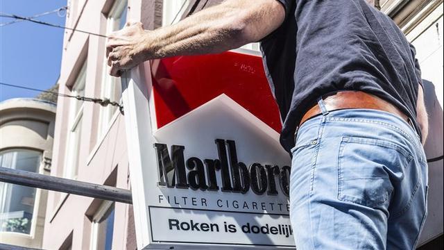 Laatste bord tabaksproducent Philip Morris verwijderd