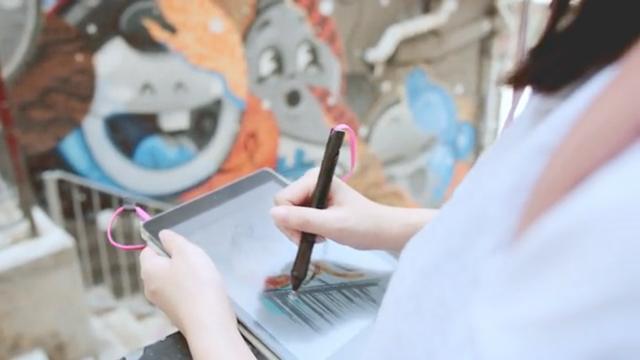 Ontwikkelaar Hongkong maakt goedkope 'sonar-pen' voor tablets