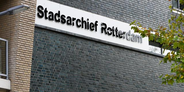 Stadsarchief openbaart arrestantenkaart Rotterdamse NSB-burgemeester