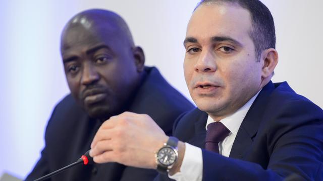 Prins Ali pleit vergeefs voor transparante stemhokjes bij FIFA-verkiezing