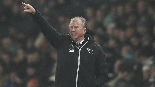 McClaren voor de tweede keer ontslagen als manager Derby County
