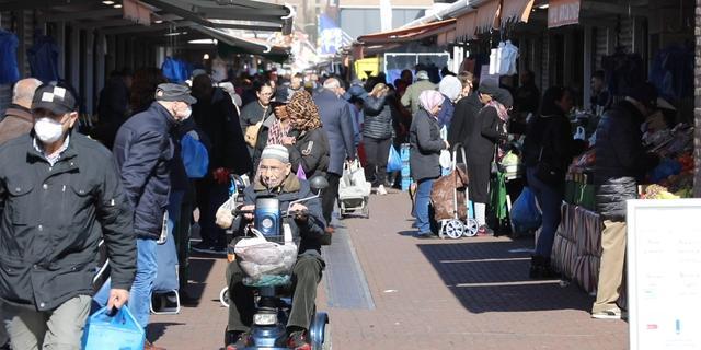 Gemeente sluit per direct Haagse Markt na drukte