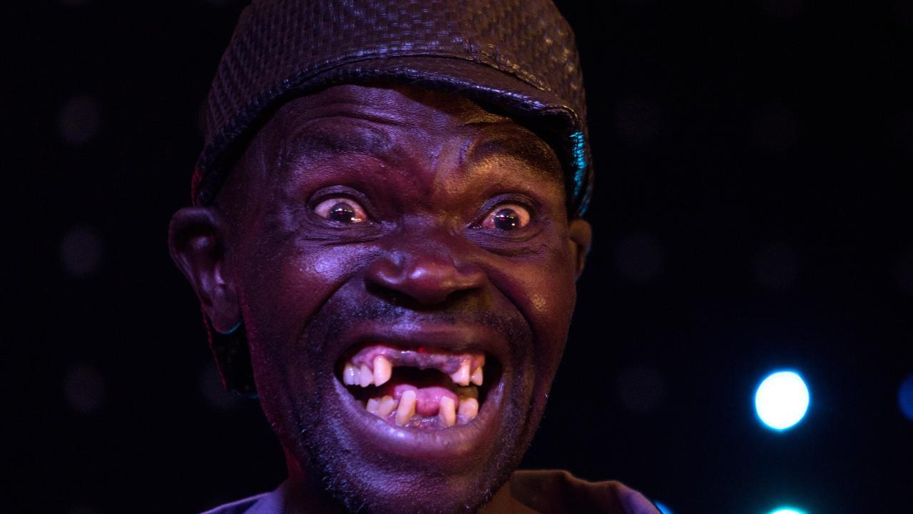 Dit is de lelijkste man van Zimbabwe