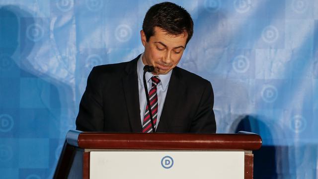 Jonge Democratische burgemeester meldt zich voor presidentsrace VS