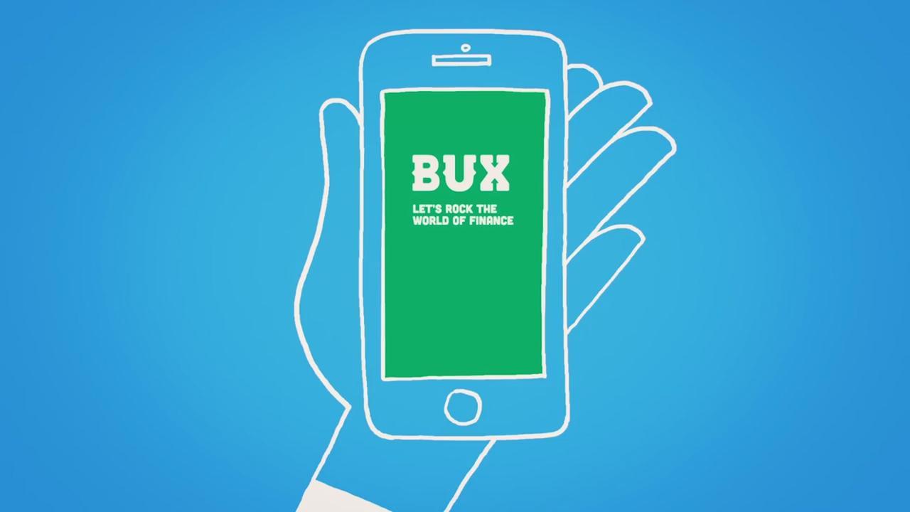BUX-app uitgelegd