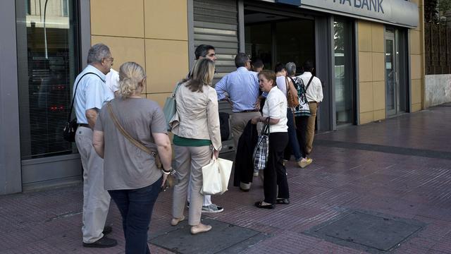Grieken verlaten massaal land om crisis