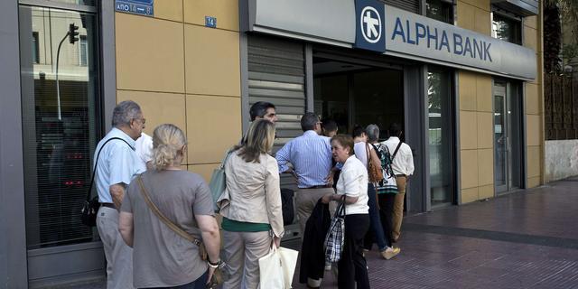 Wat gebeurt er als Griekenland uit de euro stapt?
