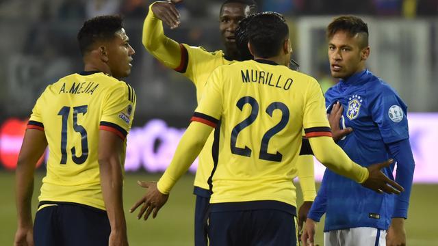 Neymar mogelijk zwaar gestraft na rode kaart in Copa America