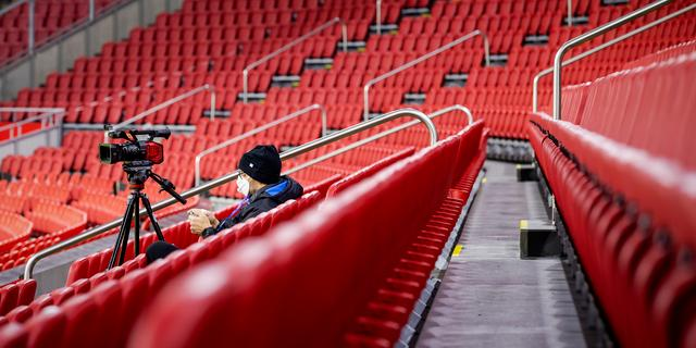 Ajax spreekt van 'zeer somber vooruitzicht' bij presentatie halfjaarcijfers