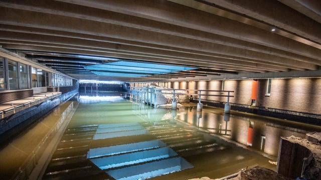 Singel krijgt lichtinstallatie tussen TivoliVredenburg en Poortgebouw