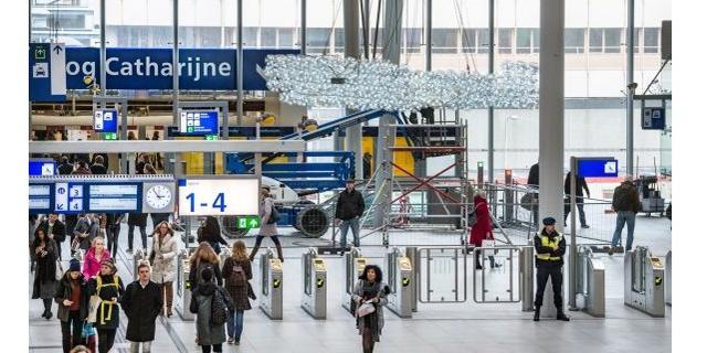 Kunstwolk moet nieuwe ontmoetingsplaats van Utrecht Centraal worden