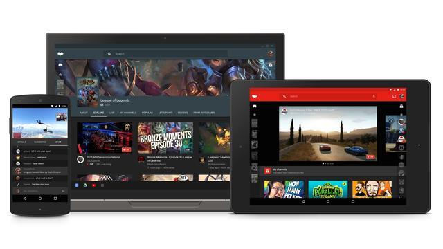 Google lanceert gamestreamingsite Youtube Gaming