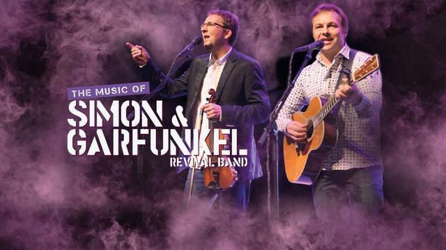 Bezoek The Music of Simon & Garfunkel met 9,50 euro korting