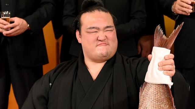 Na negentien jaar weer Japanse sumoworstelaar met hoogste status