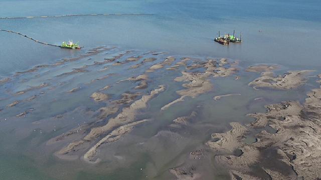 Aanleg Strandeiland kan na nieuwe stikstofmaatregelen toch doorgaan
