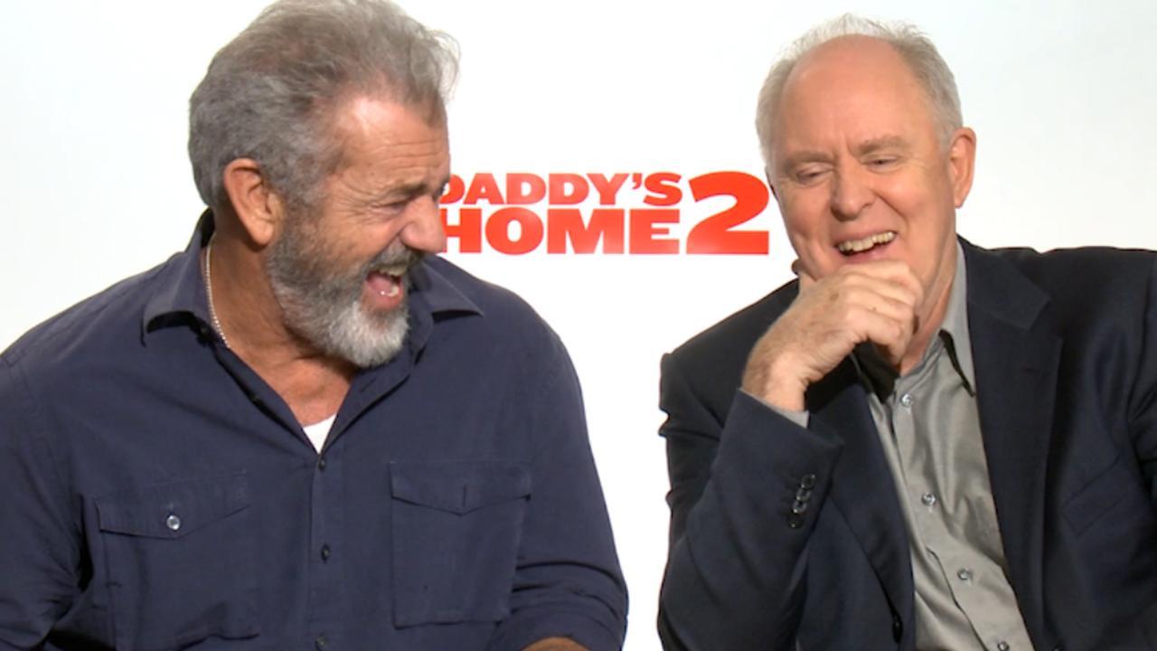 Mel Gibson en John Lithgow over dode prostituees en feminisme