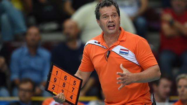 Volleyballers lopen finale Final Four mis