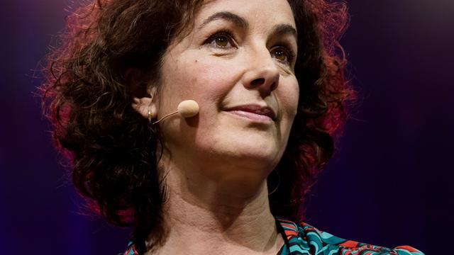 Femke Halsema is van nature 'een bankhanger'