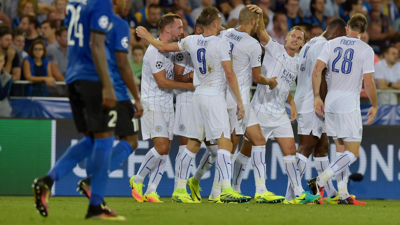 Samenvatting Club Brugge-Leicester City (0-3)
