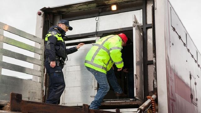 In beslag genomen bus Bergen op Zoom blijkt dumpbus voor drugs