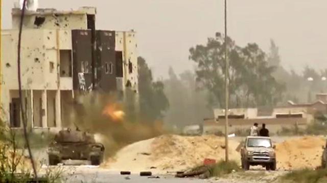 Rode Kruis: Humanitaire ramp dreigt voor Libische hoofdstad Tripoli