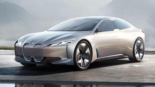 BMW onthult i Vision Dynamics