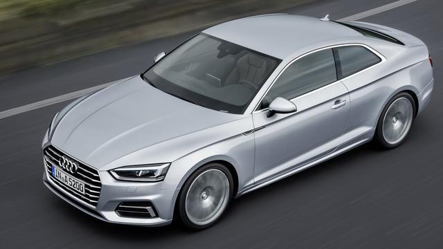 Krachtigere dieselmotor voor Audi A5 Sportback en Coupé