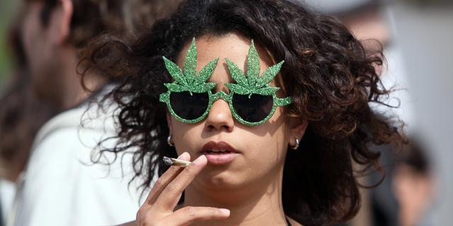 'Verbinding hersenhelften mogelijk slechter door cannabisgebruik'