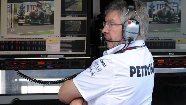 Directeur Brawn: 'Formule 1 wordt volgend jaar 20 procent beter'