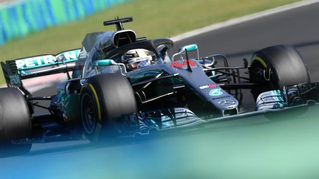 Hamilton vindt dat Mercedes nog moet verbeteren in kwalificatie