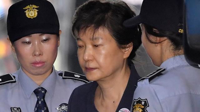 Voormalige Zuid-Koreaanse president Park krijgt nieuwe celstraf van acht jaar