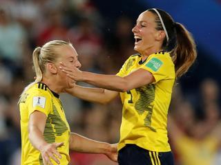 WK vrouwen