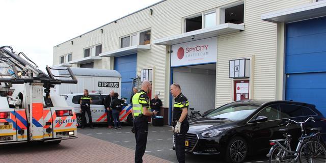 Drie mannen aangehouden voor liquidatiepoging in Amsterdam