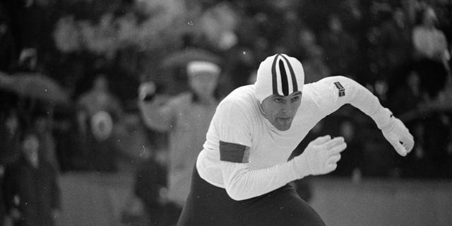 Noorse schaatslegende Maier (76) overleden