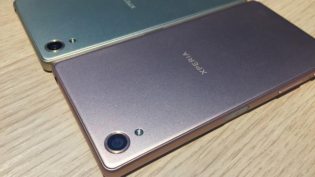 Sony lanceert drie nieuwe Xperia-smartphones