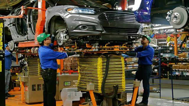 Terugroepactie Ford voor ruim 1,3 miljoen auto's in Noord-Amerika