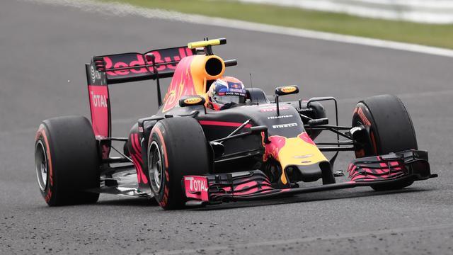 Verstappen rijdt ook in GP Japan naar knappe tweede plaats