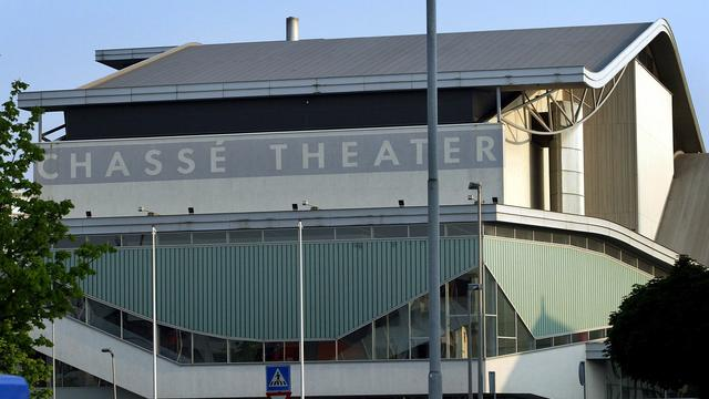 Rachid Ouramdane in Internationale Selectie Chassé Theater